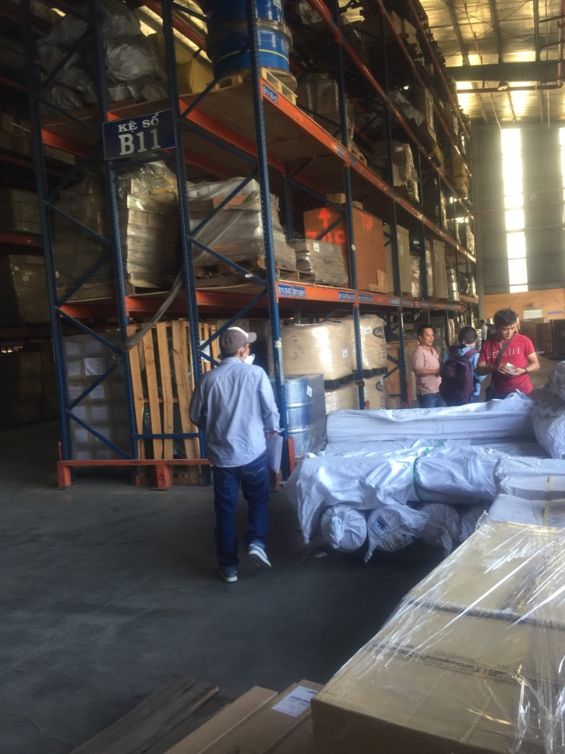 CFS WAREHOUSE -