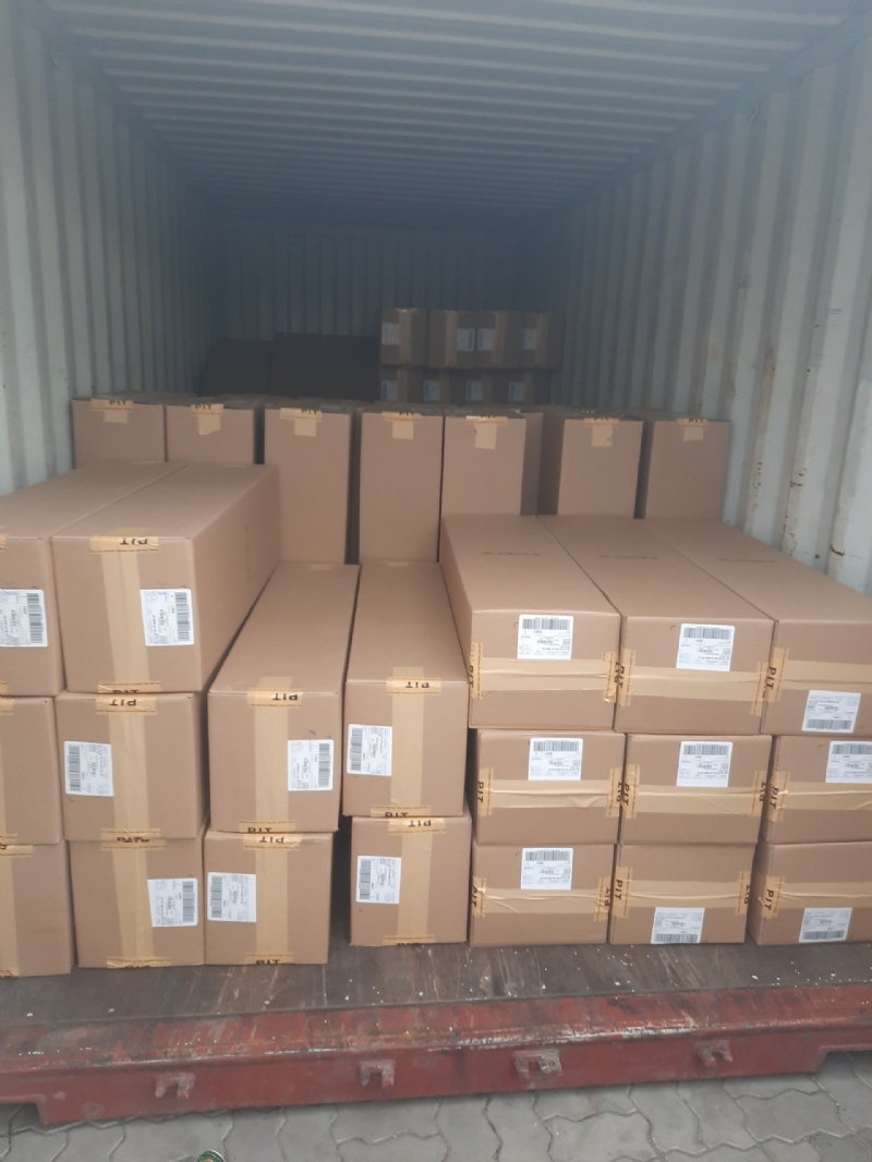 IMPORT SHIPMENT - FCL FROM SHEKOU, CHINA TO HCM