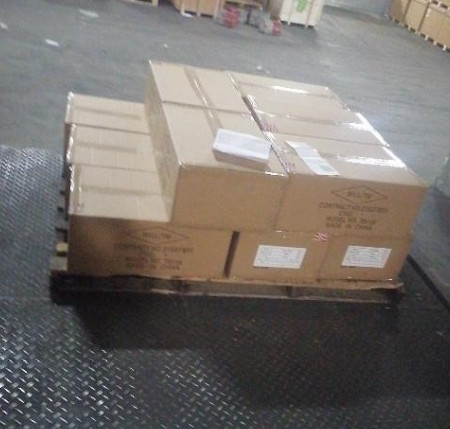 IMPORT GARMENTS FROM SHANGHAI, CHINA TO HAIPHONG, VIETNAM (LCL)